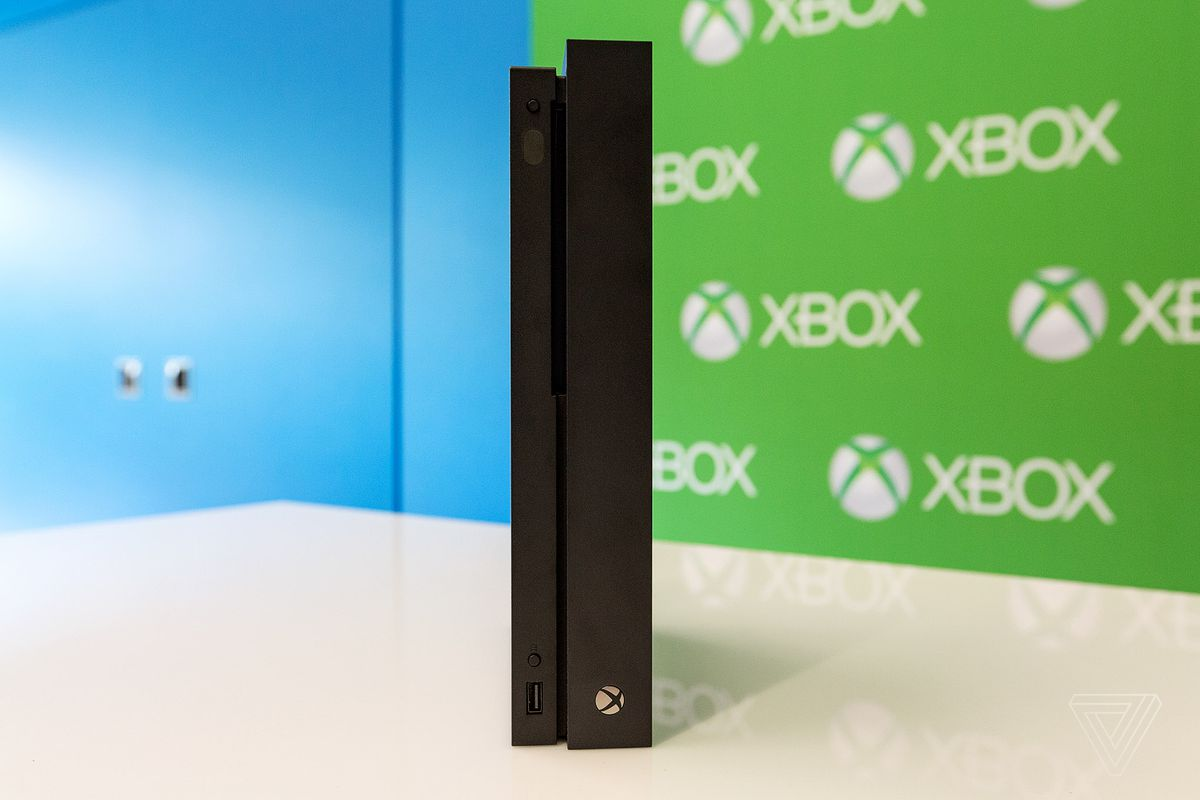How Microsoft built the Xbox One X, the most powerful game console