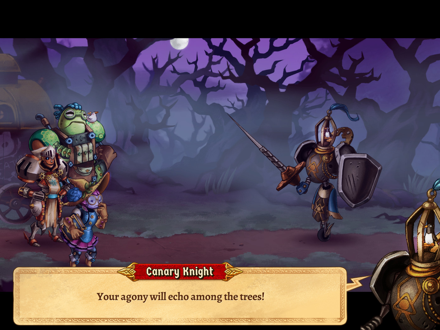 Deck-building RPG SteamWorld Quest headlines Switch indies announced