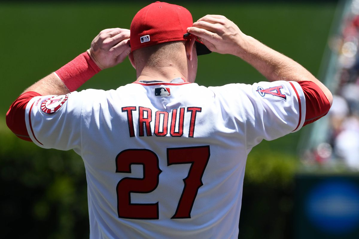 4e1a376a93ae An alternate history  What if the Cardinals drafted Mike Trout ...