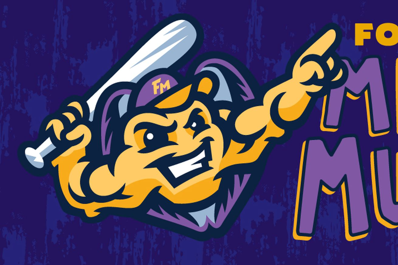 mussels.0 - The Fort Myers Mighty Mussels logo is the most intimidating in minor league baseball