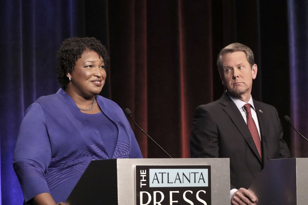 House Democrats have launched an investigation into voter suppression in Georgia