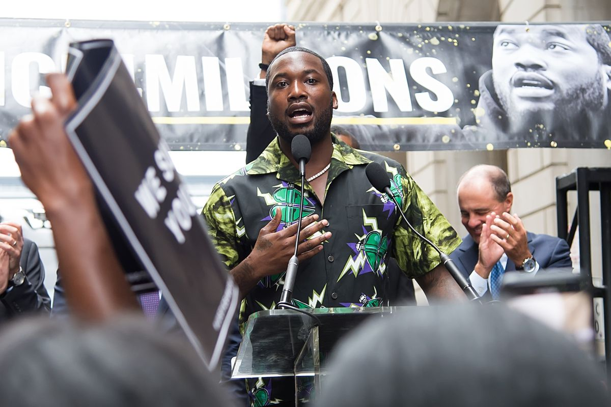 Meek Mill's decade-long struggle in the justice system