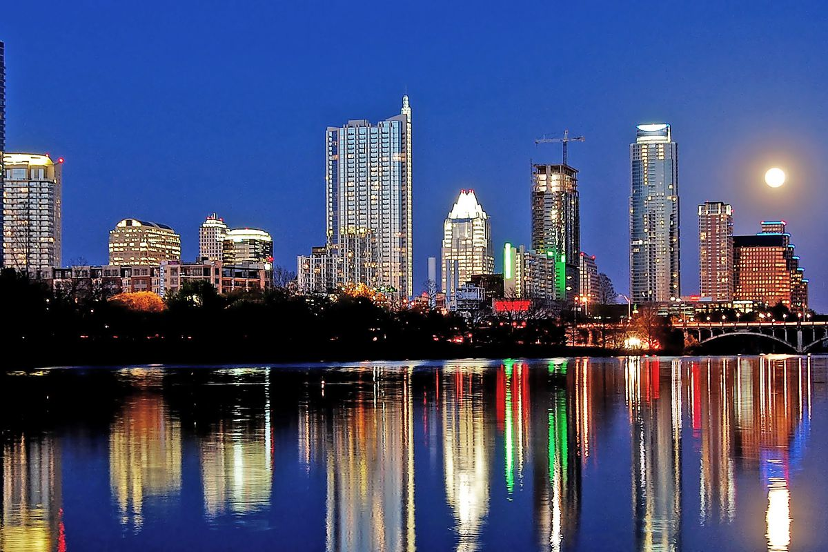 Austin Is The Best US City To Live In Curbed Austin - Best us counties to live in