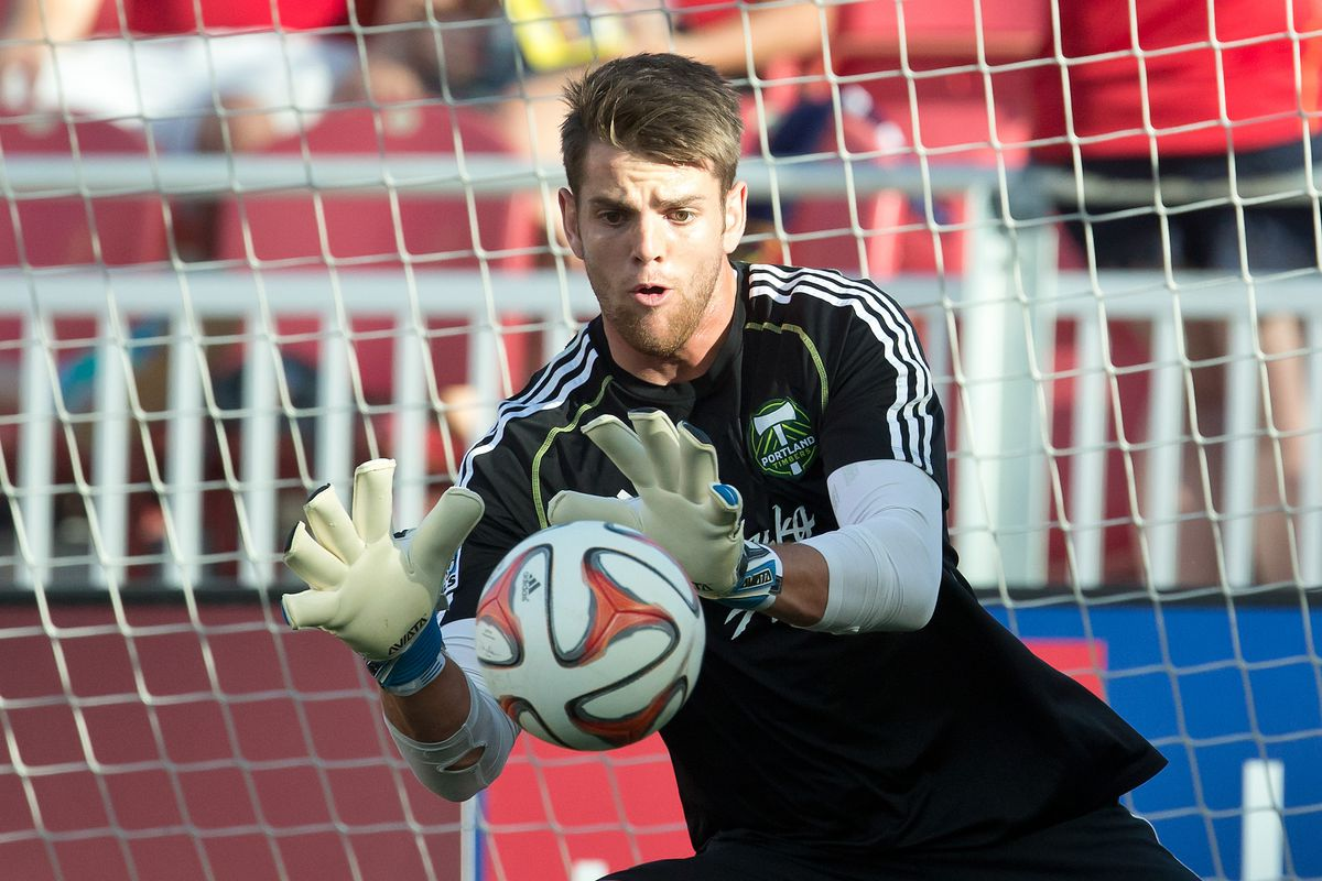 Gleeson: One of the T2 players who contributed to the Timbers' MLS Cup run.