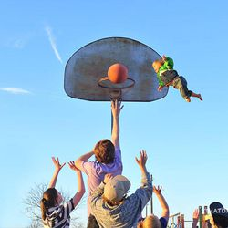 """Alan Lawrence photographed his son William in a series titled """"Wil Can Fly"""" on his blog, <a href=""""http://thatdadblog.com/"""">thatdadblog.com</a>"""