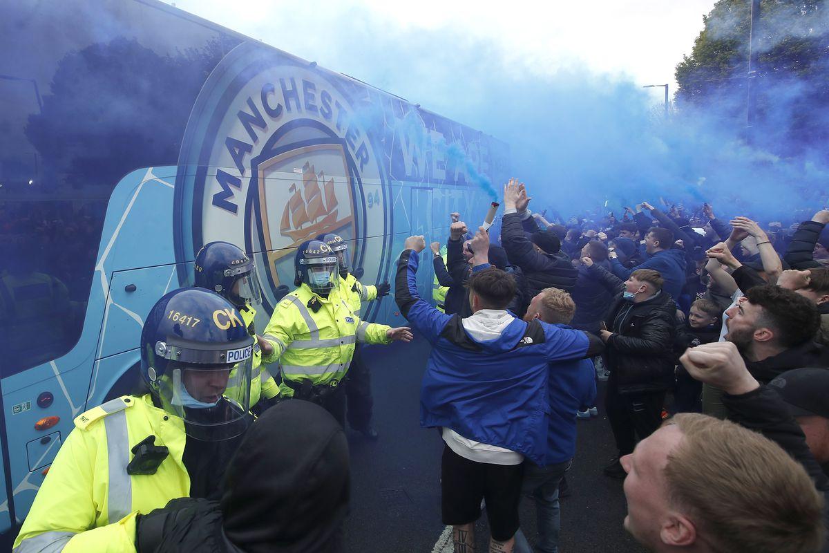 Manchester City v Chelsea - Premier League - Etihad Stadium