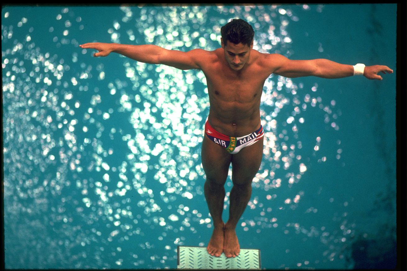 30 Moments of Pride: Greg Louganis comes back from injury to win Olympic gold