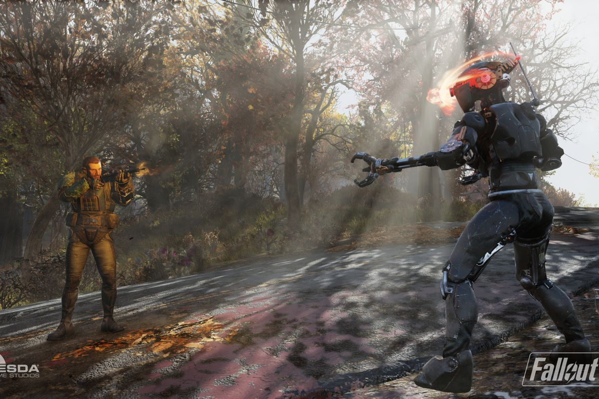 Fallout 76's beta times for PS4, PC announced - Polygon