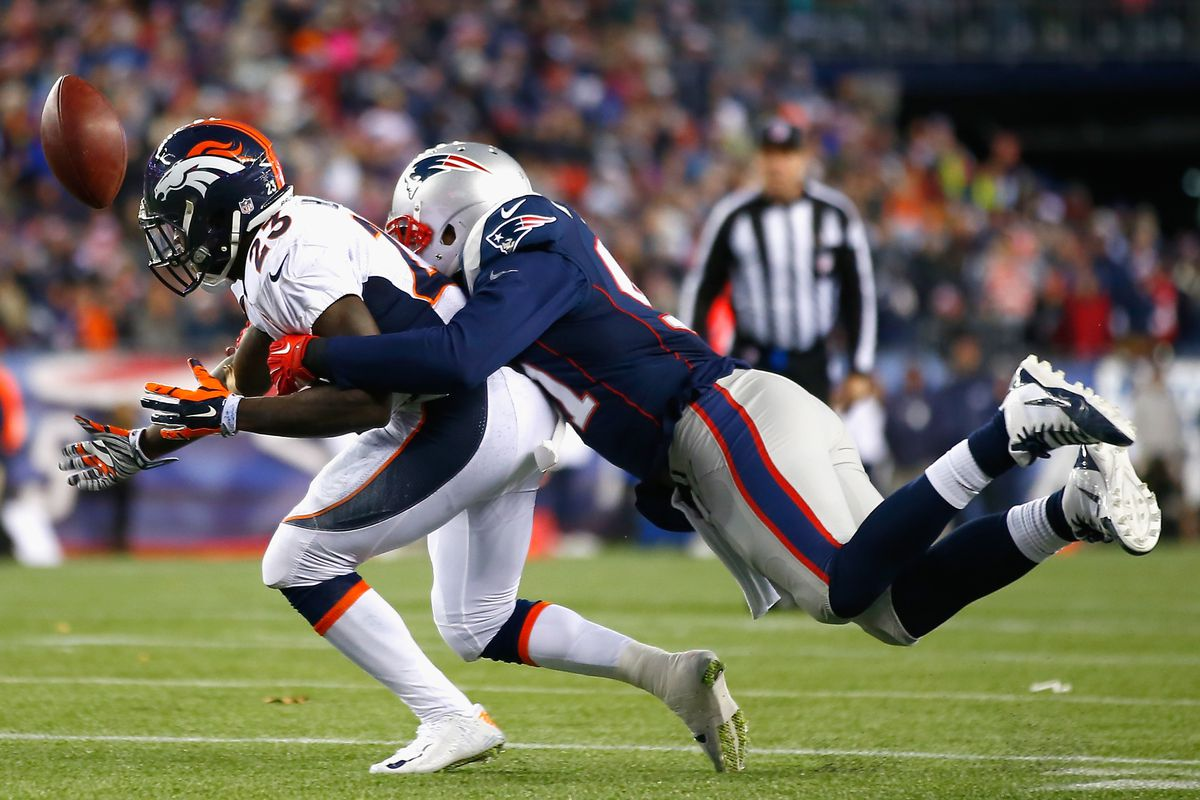 Jamie Collins had a big game against Indy the last time these two teams met