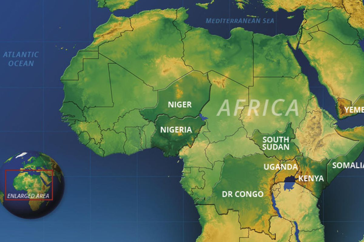 A Mormon missionary serving in Nigeria passed away this week as the result of a seizure.
