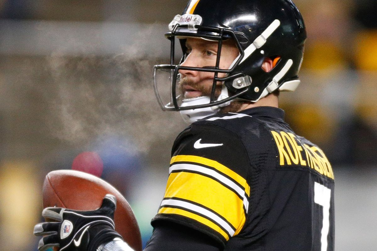 6dccdc8e9 Character (Ac)Counts  Steelers QB Ben Roethlisberger - Behind the ...