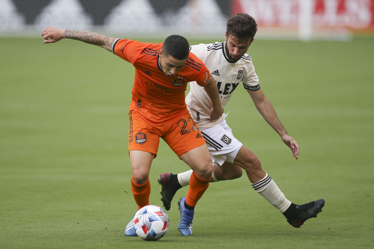 MLS: Los Angeles FC at Dynamo FC