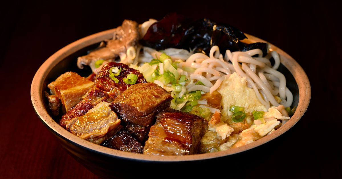The Noodle Man's Hand-Pulled Noodles Make the Leap to the Strip