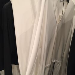 White jumpsuit, $512.50 (from $2,050)