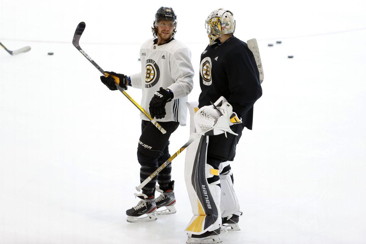 NHL: JUL 15 Bruins Training Camp