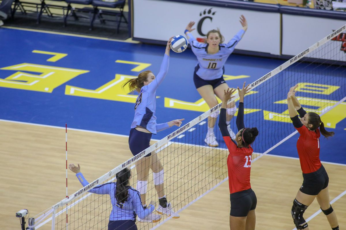 Marquette Volleyball Wraps Up 2018 Season At 15 In Final Avca Poll Anonymous Eagle