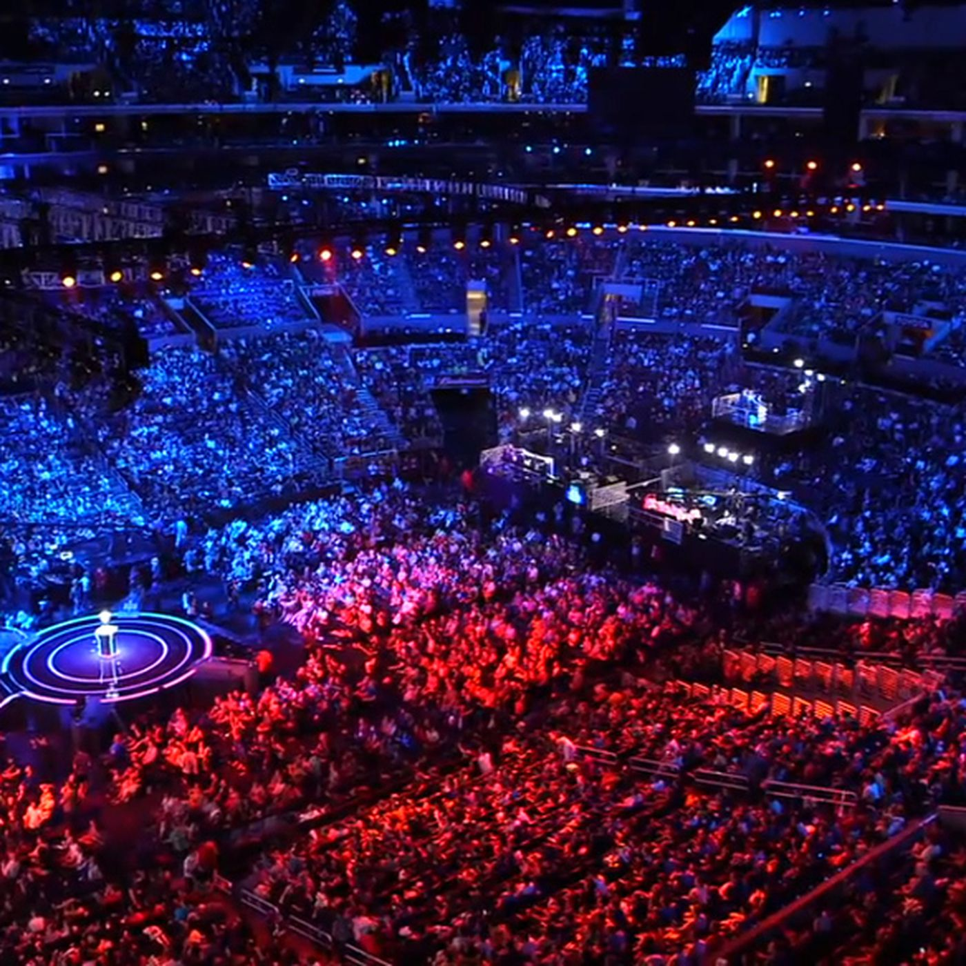 League Of Legends World Championship Poised To Sell Out 45k Seat