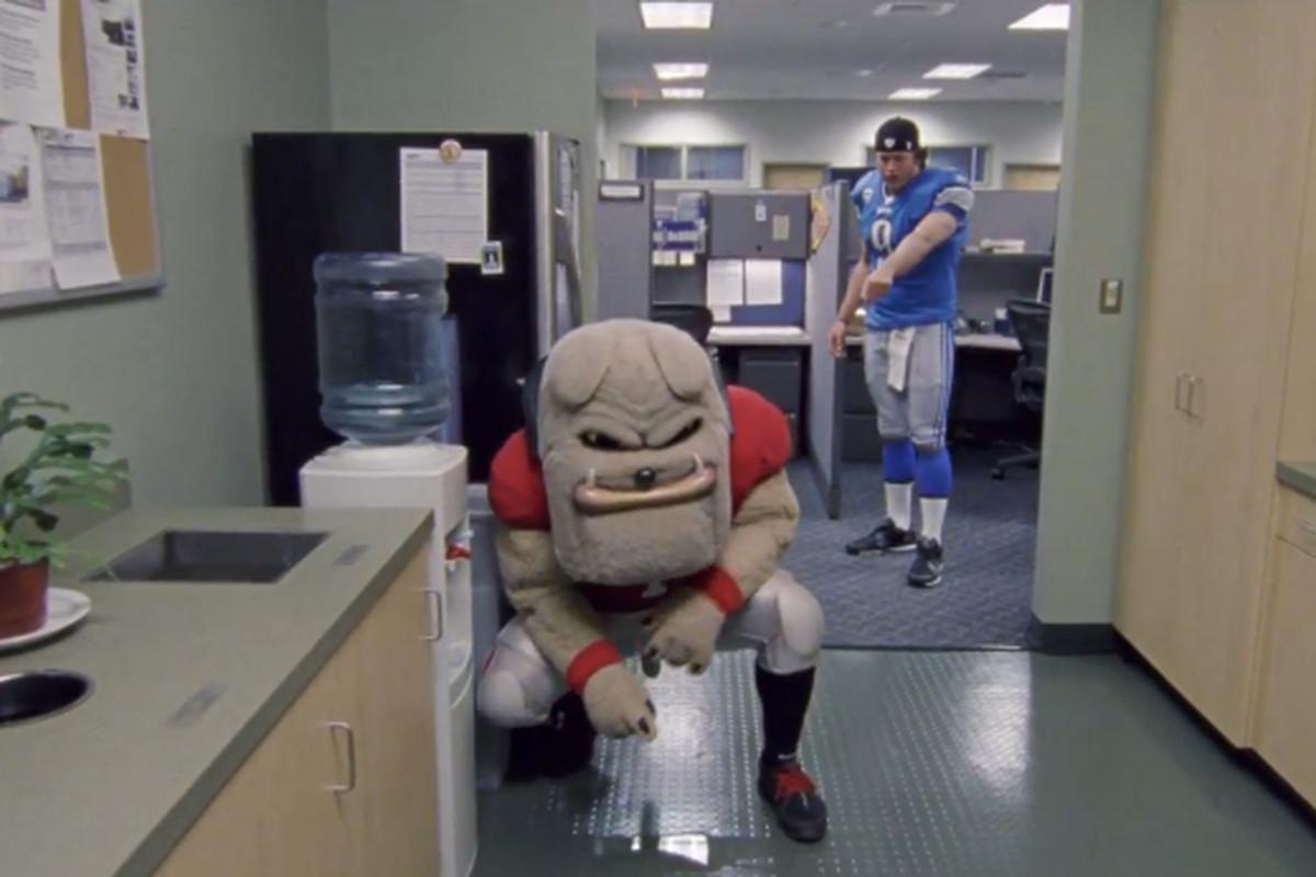 Video Matthew Stafford Featured In This Is Sportscenter