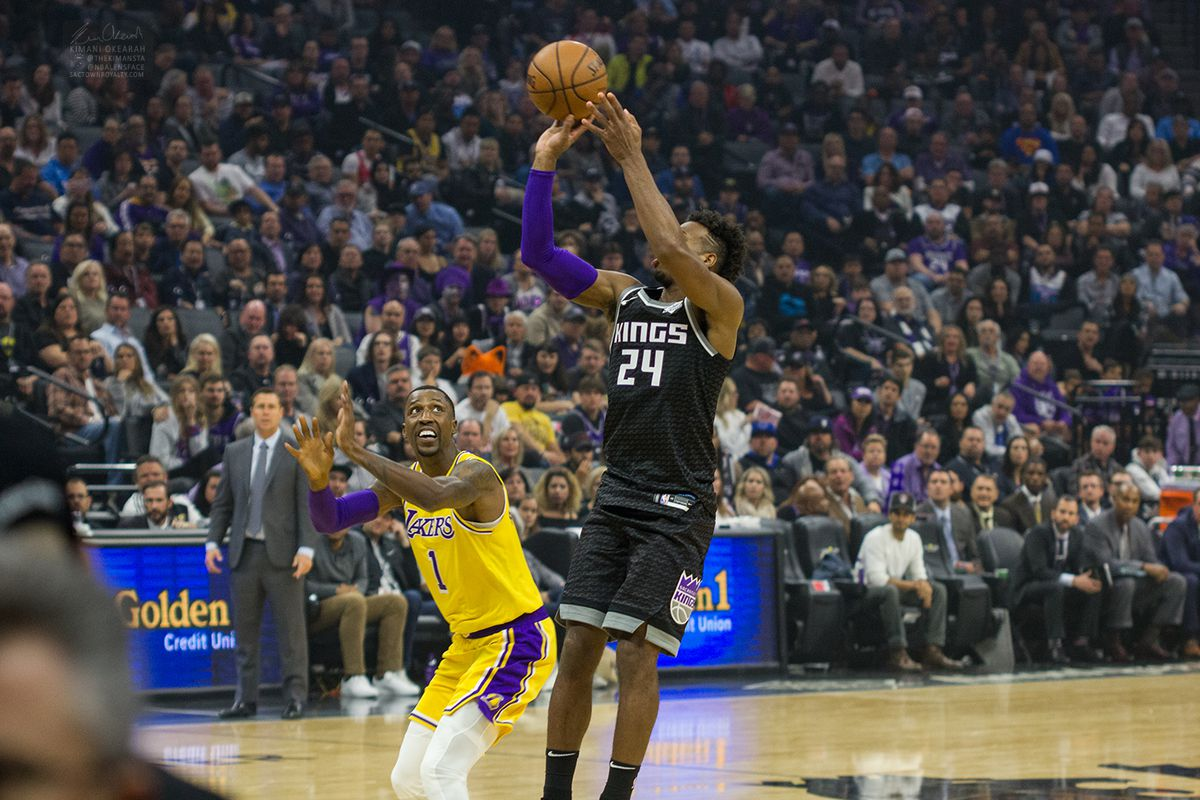 Kings vs. Lakers Game Thread - Sactown Royalty
