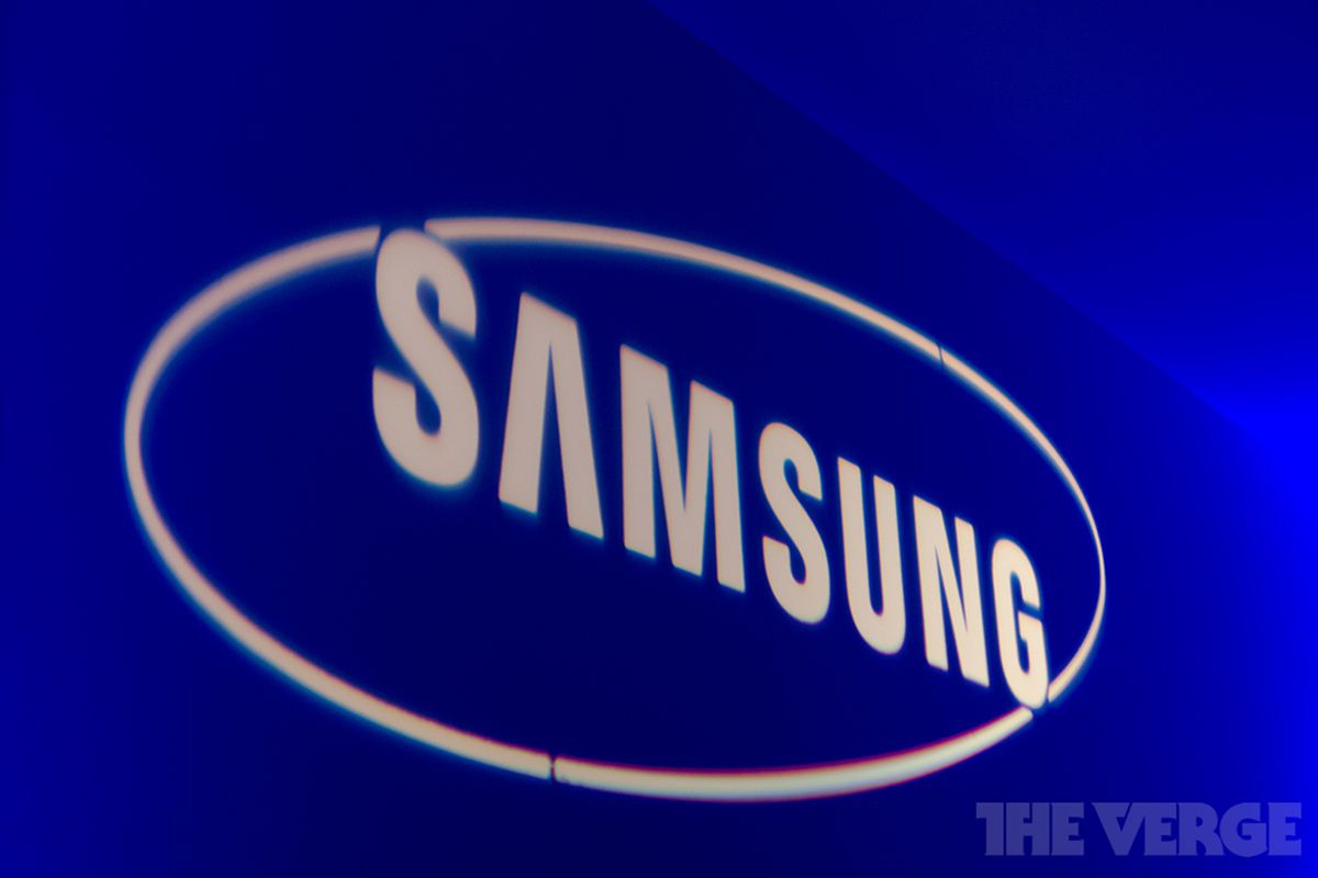 Samsung logo (STOCK)