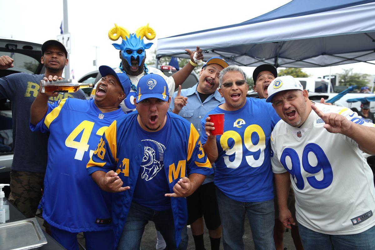 Tampa Bay Buccaneers v Los Angeles Rams