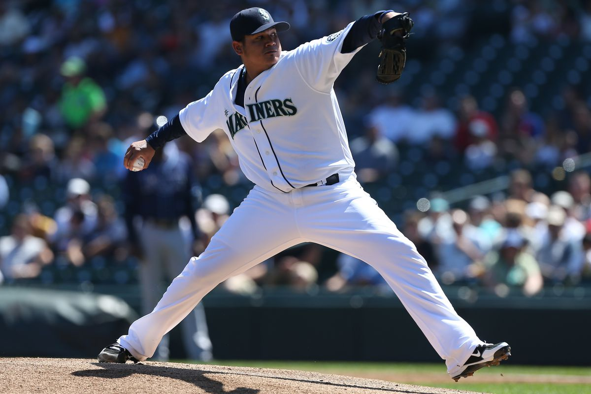 91ae9977 Felix Hernandez: From Perfect Prospect to Perfect Game - Minor ...