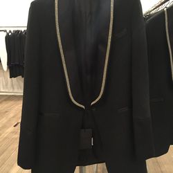 Jacket, $747.50 (from $2,990