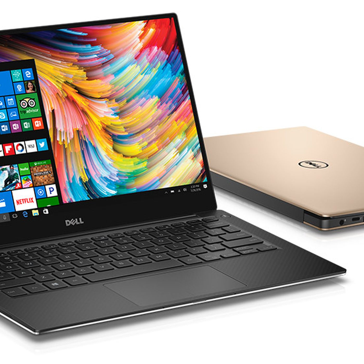 You can now add a $25 fingerprint sensor to Dell's latest