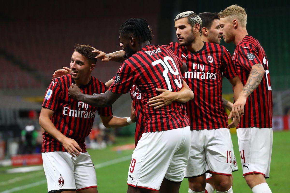 «Рома» - «Милан»