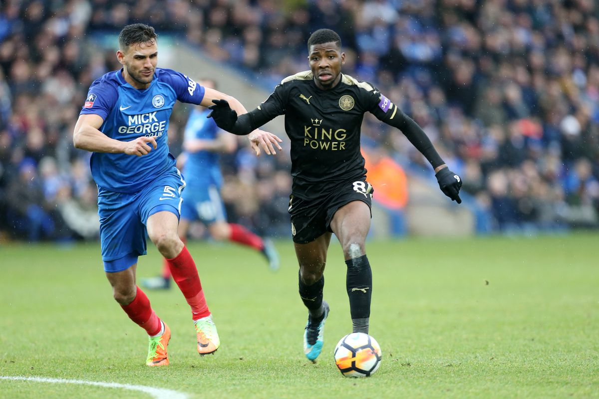 Kelechi Iheanacho hits two and Fousseni Diabate shines for ruthless Leicester