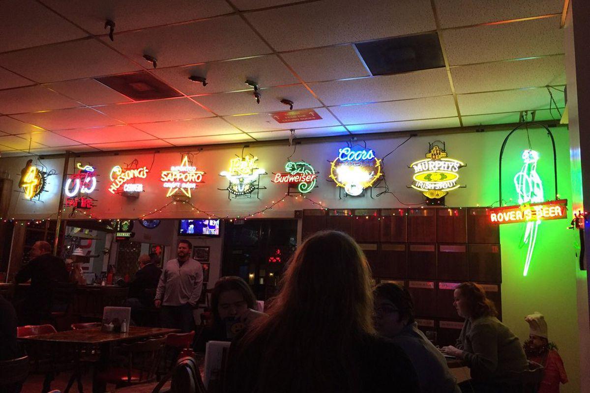 B.B. Rover's bar