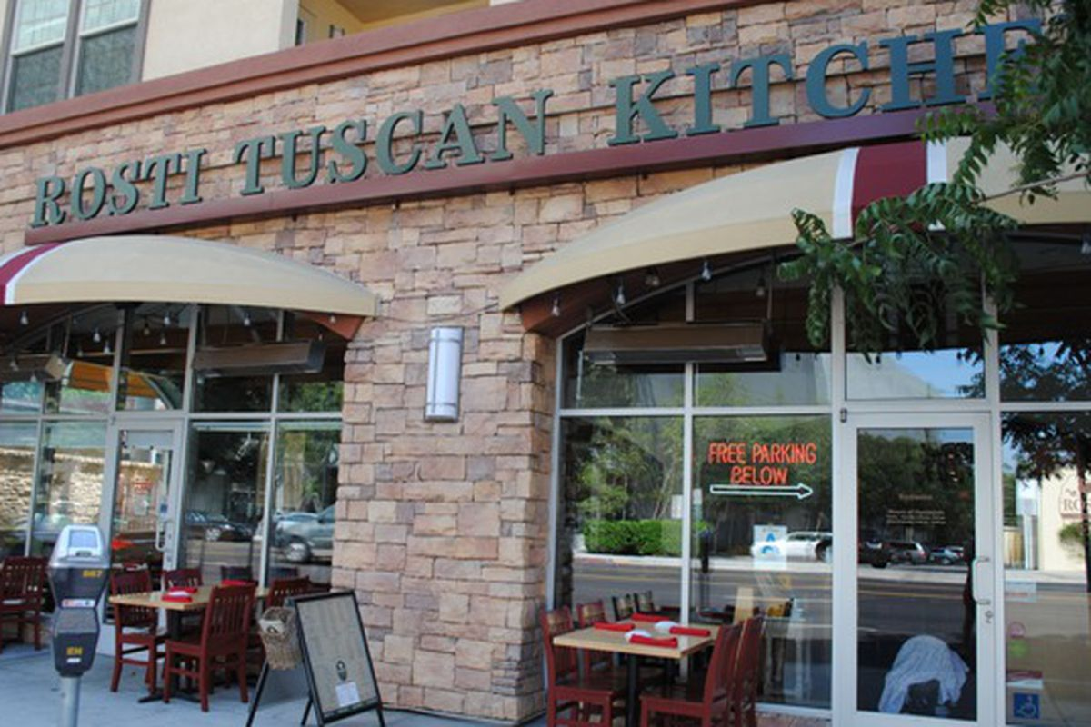 encino's shuttered rosti tuscan kitchen flips into claudine