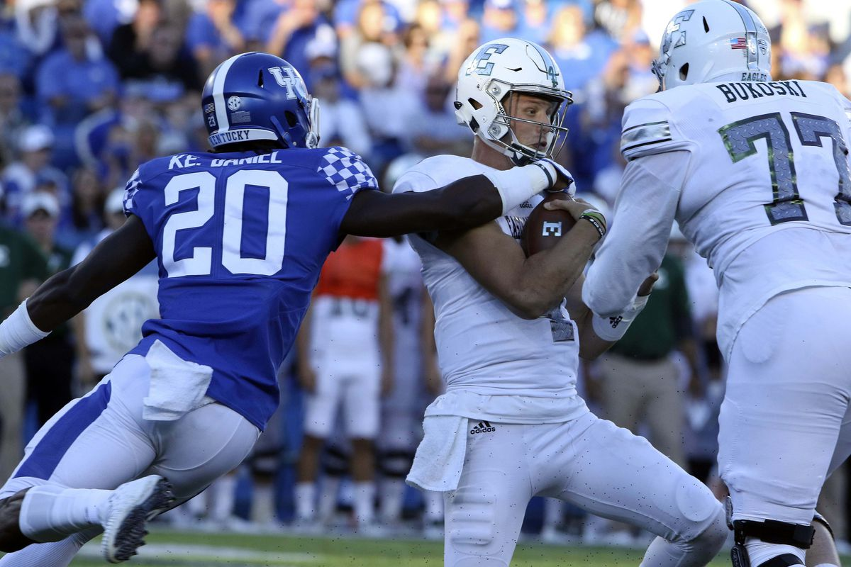 Kentucky Wildcats Morning Quickies: Non-Conference Football Schedule