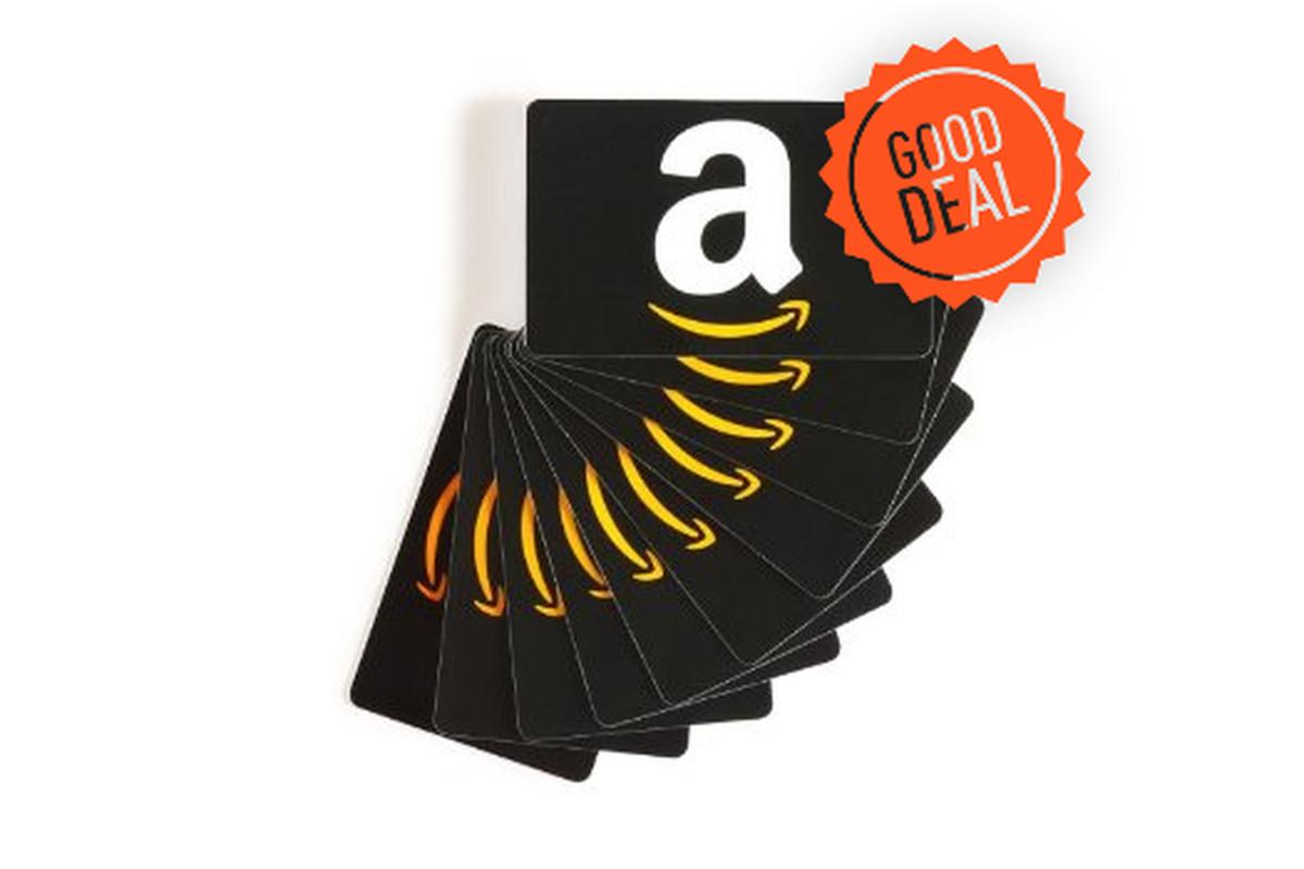 Good Deal: $10 Amazon gift card for $5 through AmazonLocal - The Verge