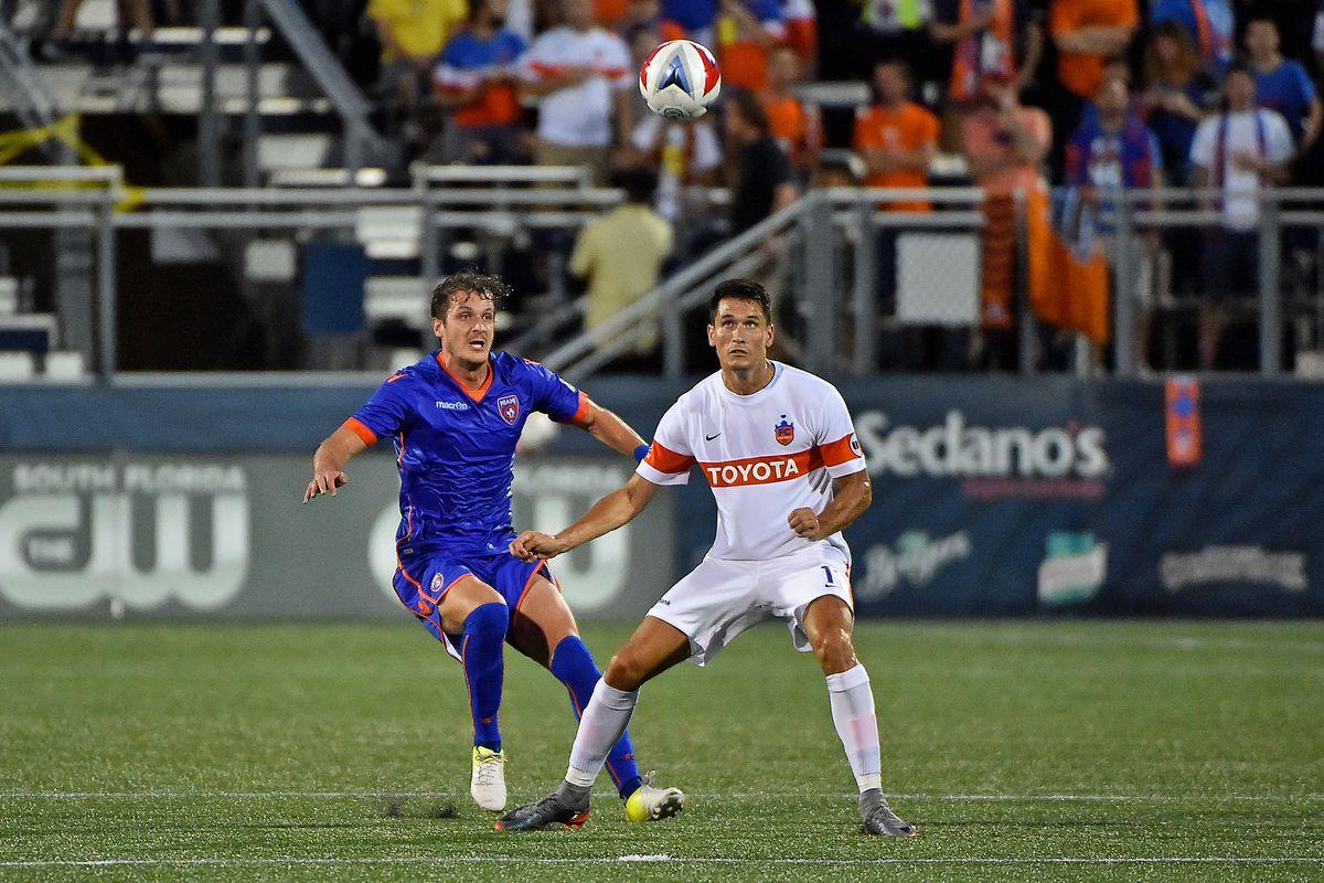 MLS: U.S. Open Cup-FC Cincinnati vs Miami FC