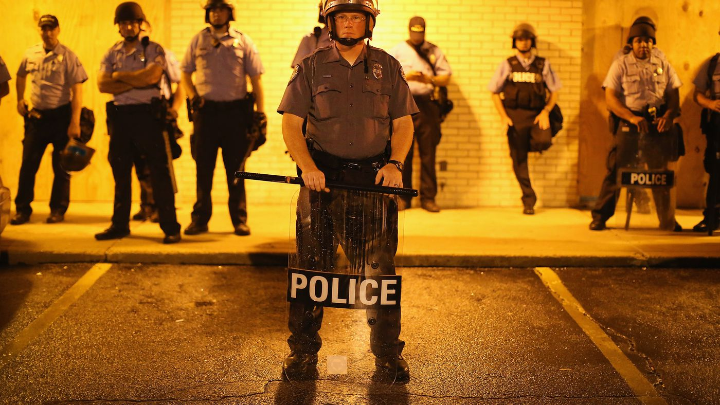How systemic racism entangles all police officers — even black cops