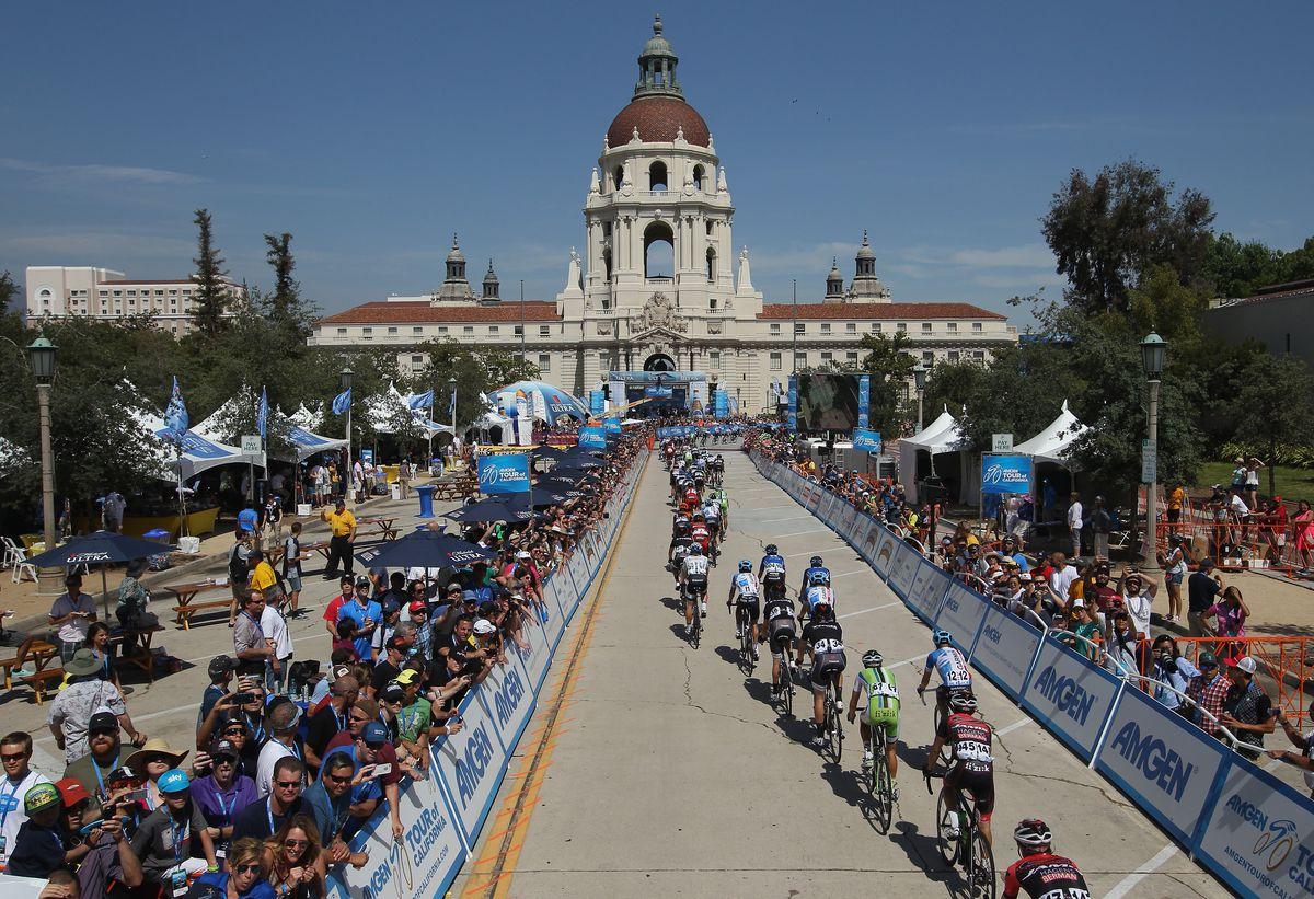 Tour of California - Santa Clarita to Pasadena