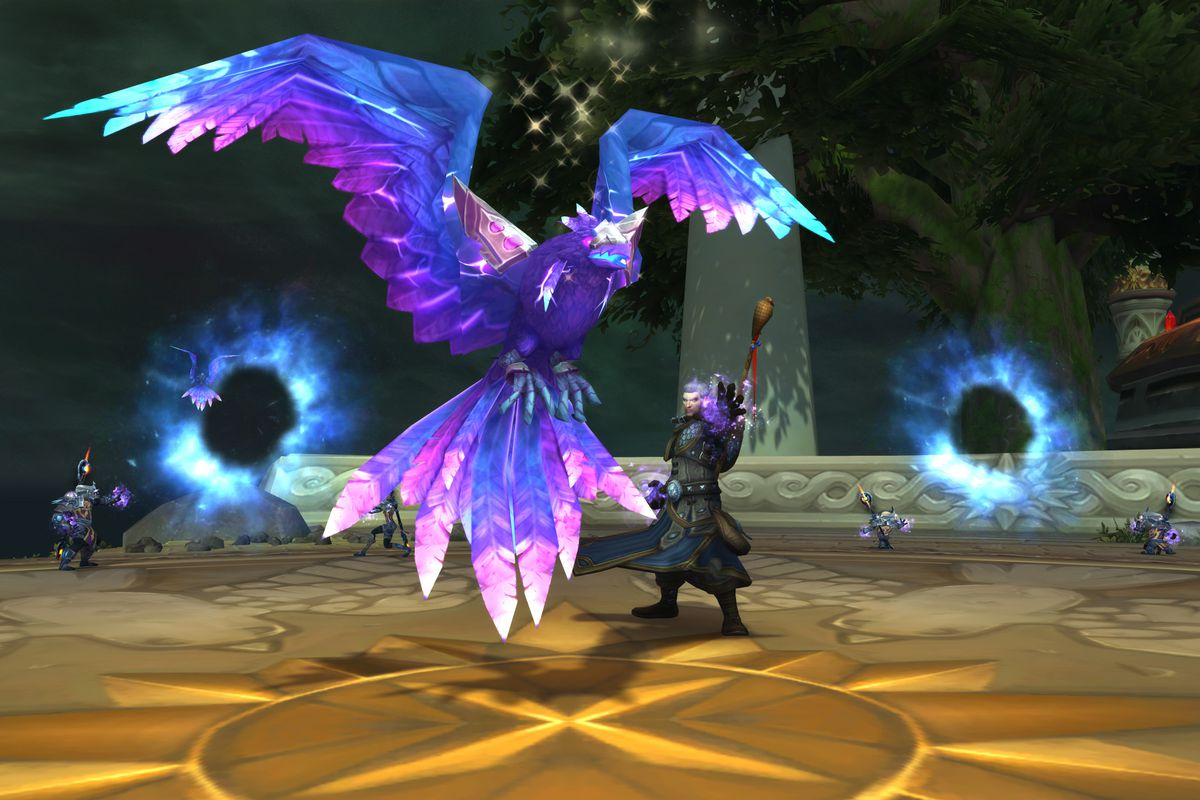 How the World of Warcraft community rallied to save a mod developer