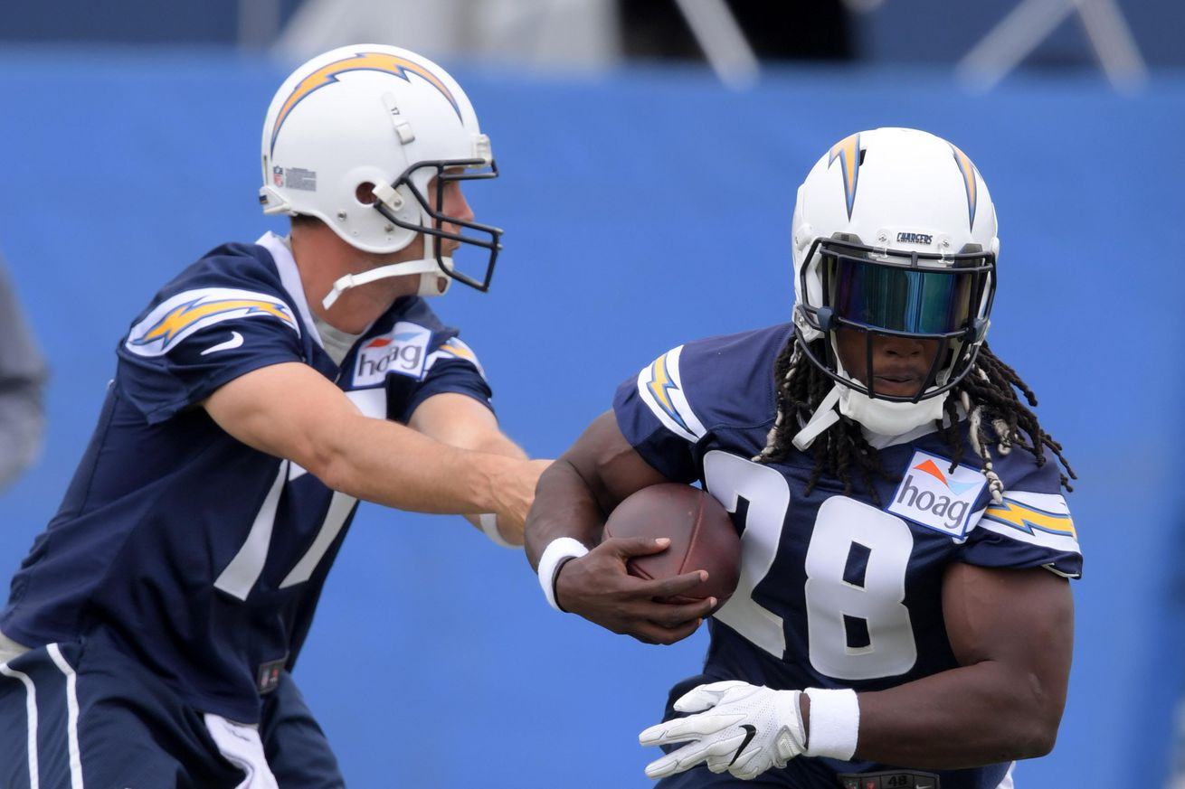Los Angeles Chargers Daily Links: How Many Chargers Will Be Relevant in Fantasy Football?