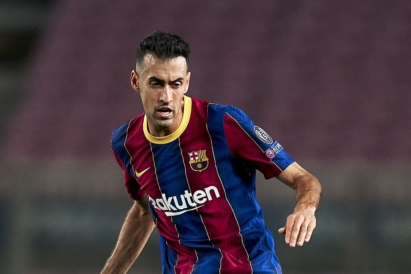 Busquets closing in on Barcelona return