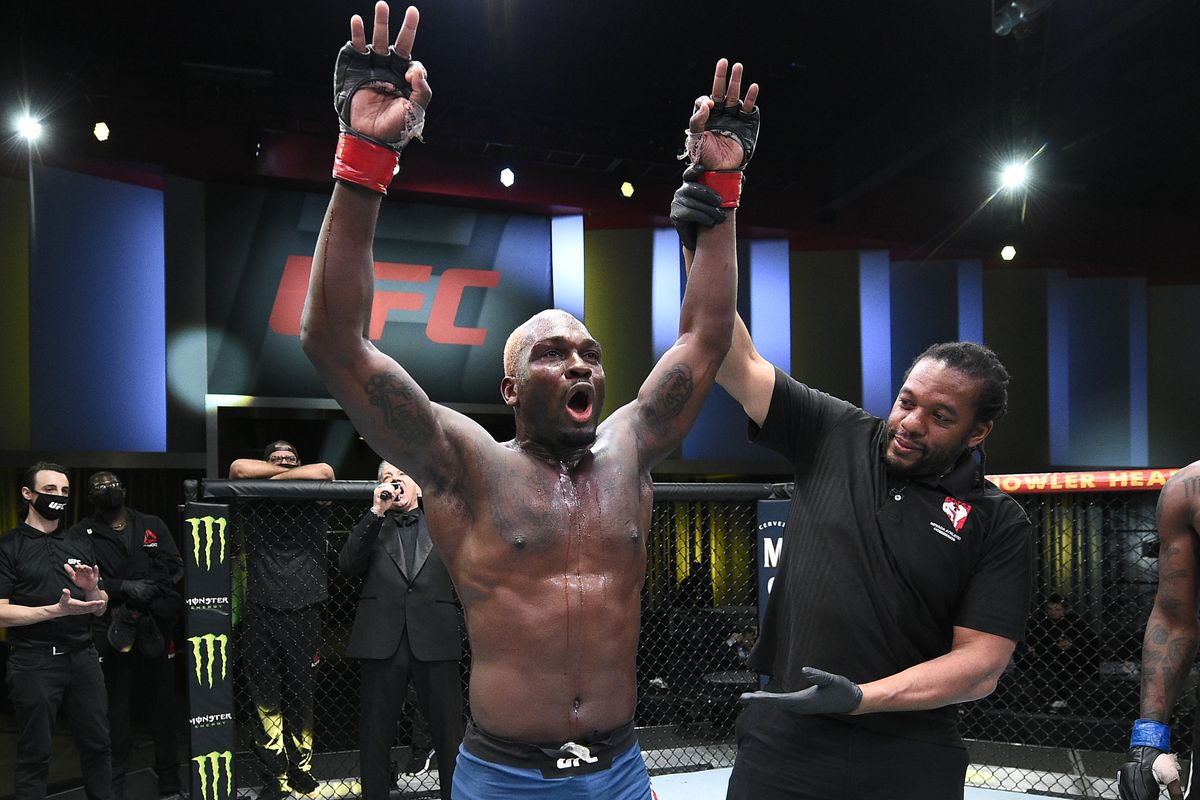 UFC Fight Night: Brunson v Holland