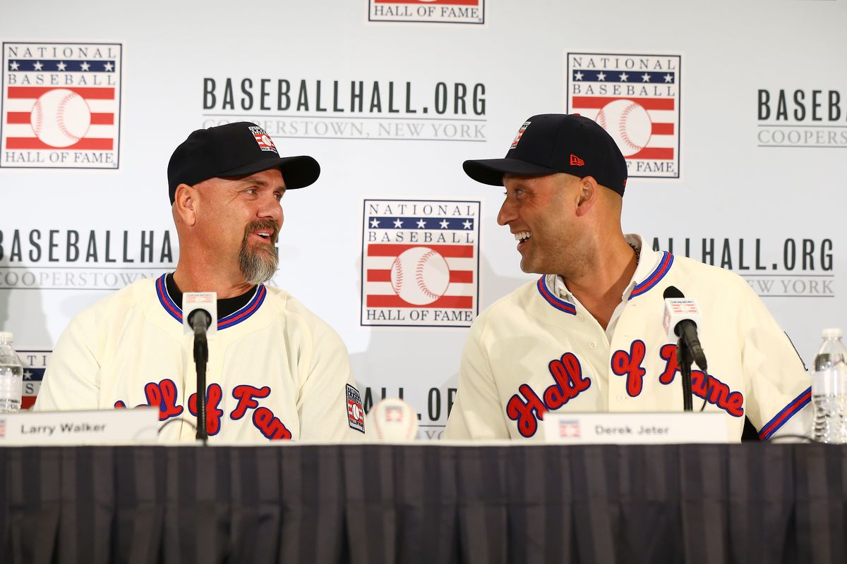 BBWAA Hall of Fame Press Conference