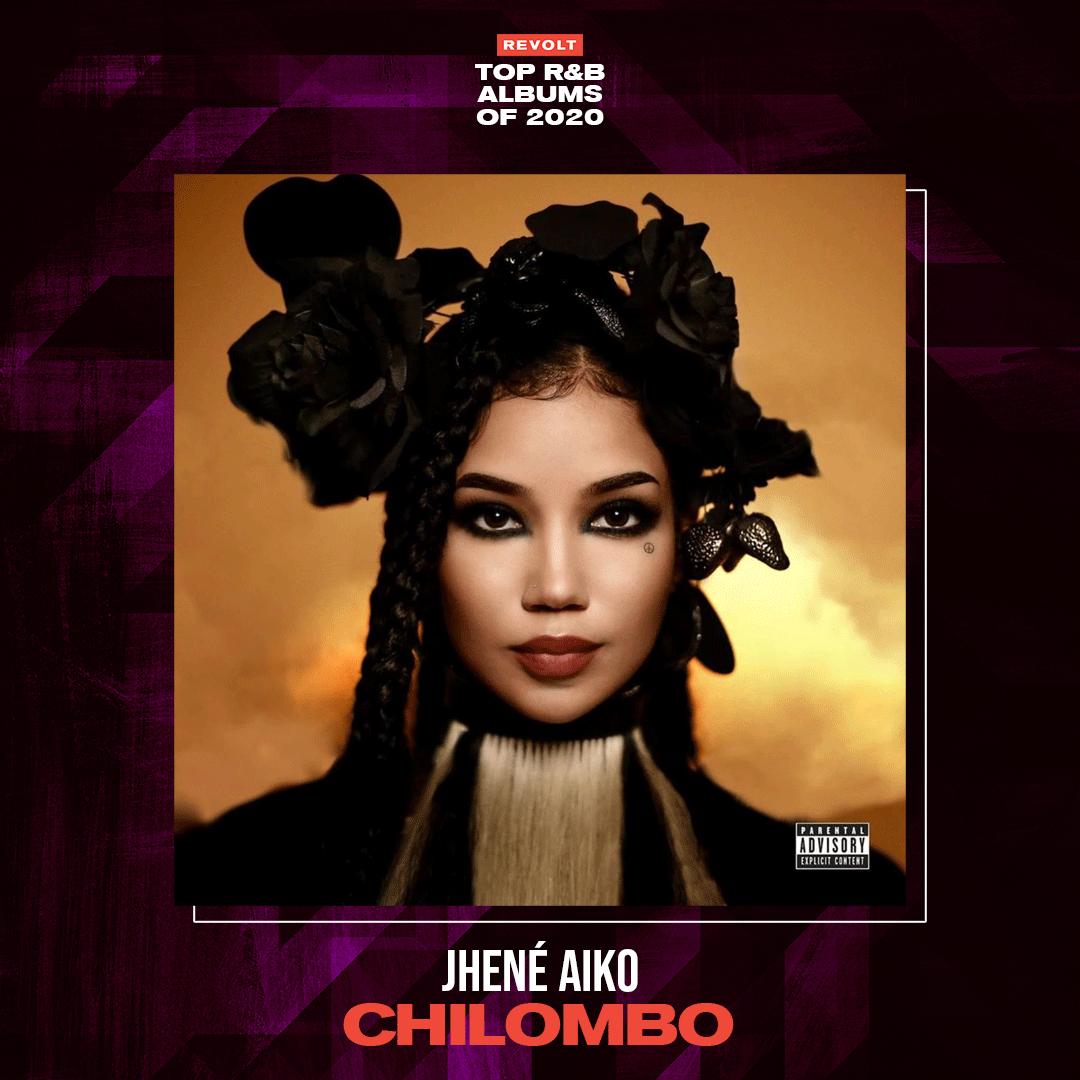 Jhené Aiko — Chilombo