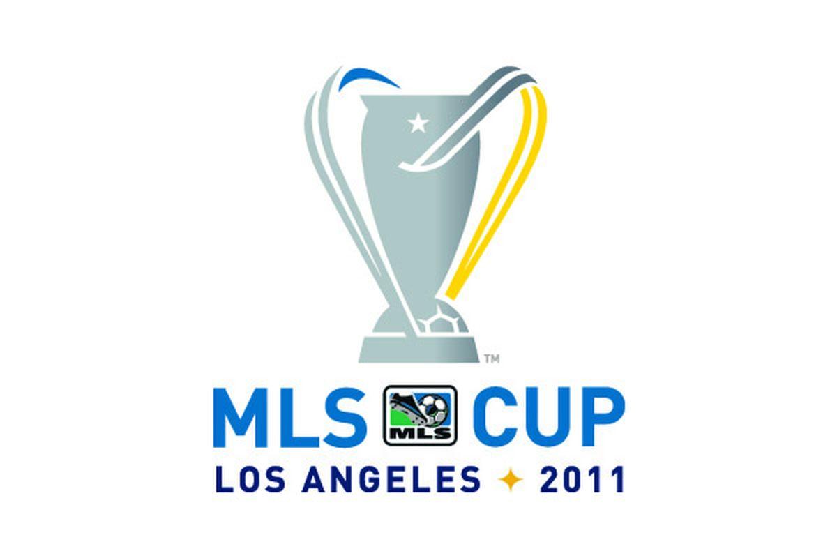 2011 MLS Cup logo