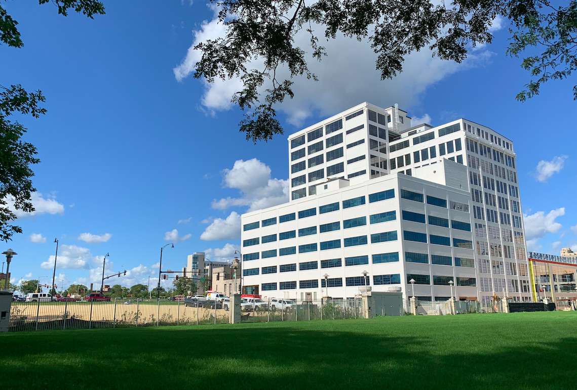 Gorman & Company wants to build a casino just south of their hotel in downtown Rockford, which is slated to open next year.
