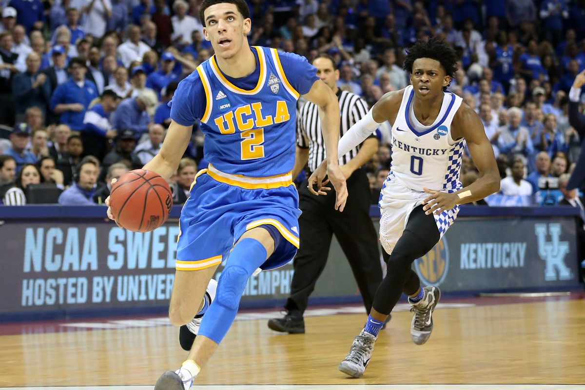 Lonzo Ball Considering Talking To Other Lottery Teams, Report Says