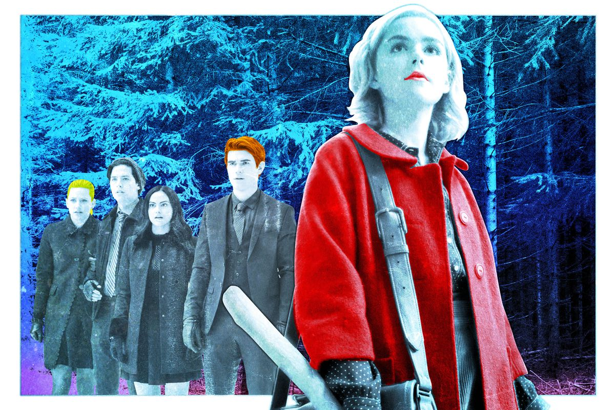 Chilling Adventures Of Sabrina And The Golden Age Of