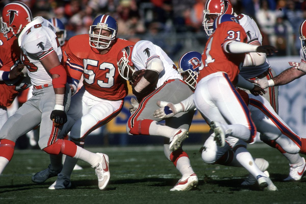 4bdb542a Falcons vs. Broncos: What you need to know for the 2019 Hall of Fame ...
