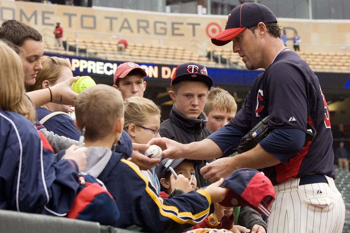 Will the Twins tempt fate with the best closer the franchise has ever seen?