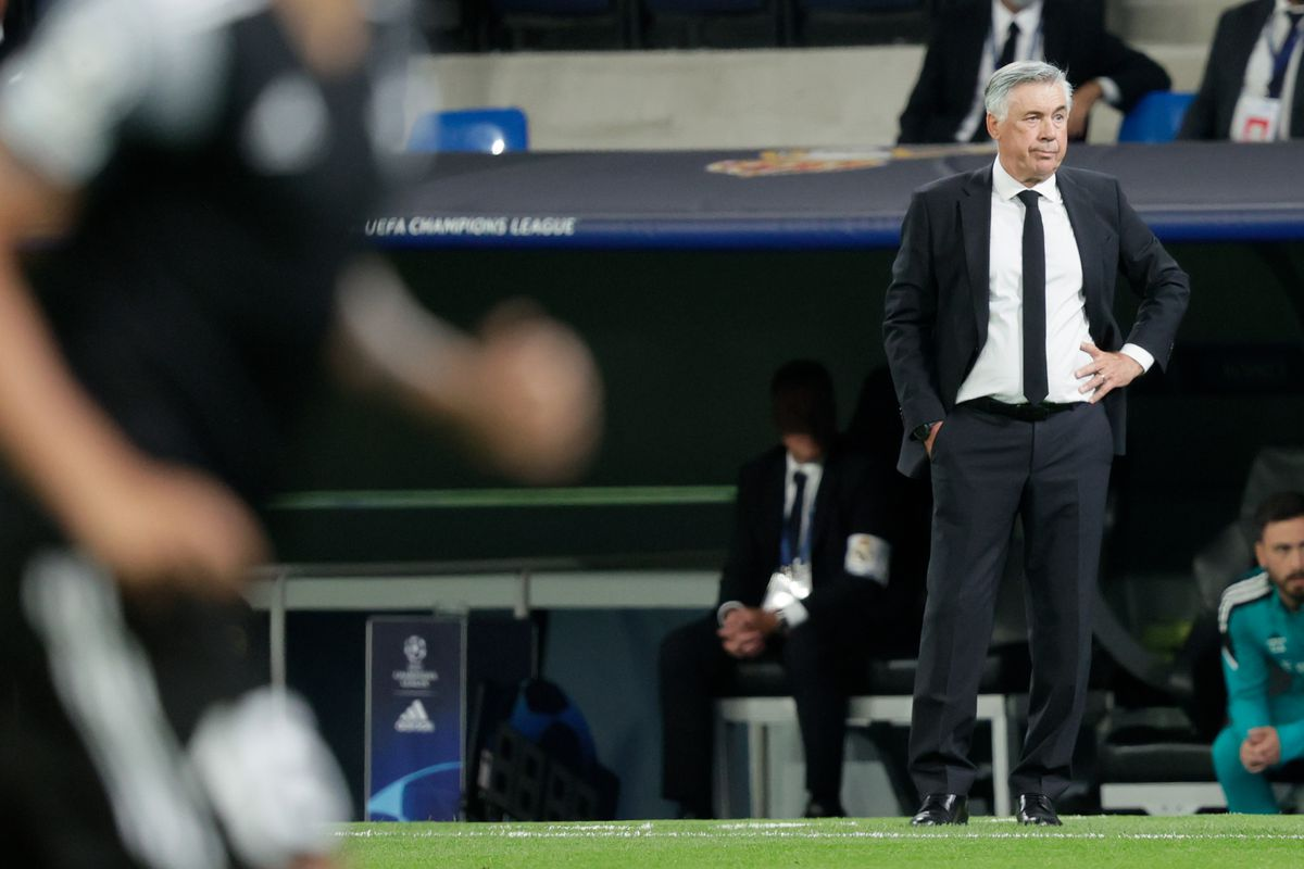 Real Madrid v FC Sheriff Tiraspol - UEFA Champions League